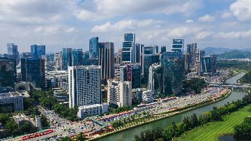 Chinas major internet firms log higher revenue