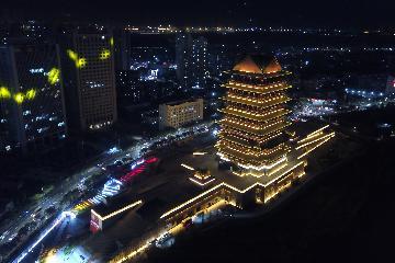 China Focus: BRI brings western China, global businesses closer