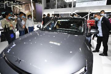小鵬汽車獲五大銀行綜合授信128億元