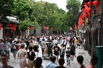 新加坡学者:假日经济促进中国经济更平衡发展