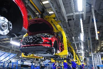 國務院辦公廳印發《新能源汽車產業發展規劃(2021-2035年)》