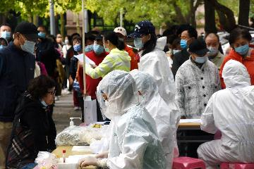 Qingdao conducts city-wide COVID-19 testing after new cases emerge