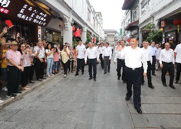 Xi stresses independent innovation during Guangdong inspection