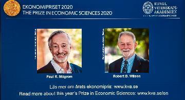 財經觀察:追求完美的拍賣--解讀2020年諾貝爾經濟學獎獲獎成果