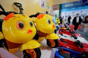 """成功應對疫情衝擊:中國傳統玩具月度出口""""由負轉正"""""""