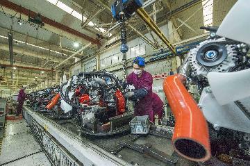 10月財新中國製造業PMI升至53.6 創2011年2月以來最高