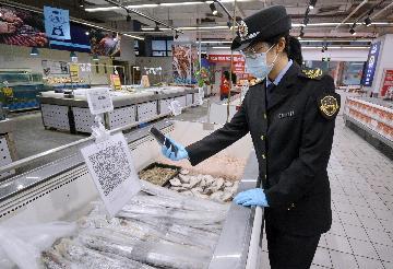 進口冷鏈食品預防性全面消毒工作方案印發