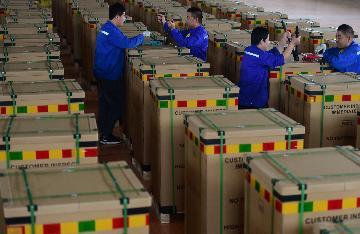 中国品牌商品云推介展会促进中国与中东欧经贸合作