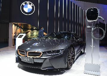 German carmaker BMW achieves record sales in China in 2020