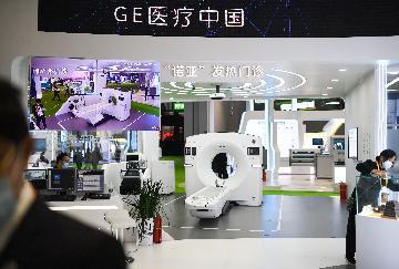 中國科技文化簡訊:GE醫療256排CT在京投產