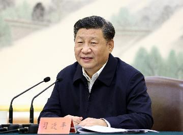 習近平:貫徹落實黨的十九屆五中全會精神 推動長江經濟帶高品質發展