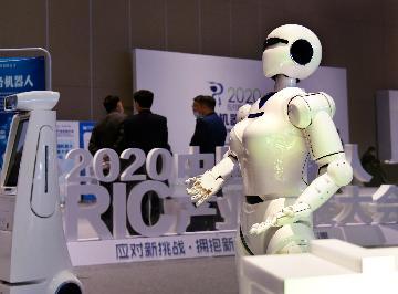中國工業機器人銷量連續第7年居世界首位