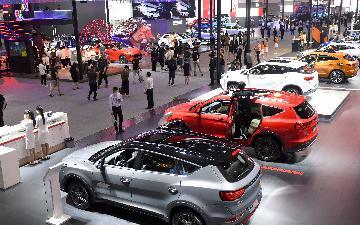 商務部:今年1-7月汽車消費總體保持回穩向好態勢