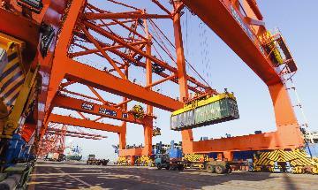 中國經濟簡訊:唐山港2020年吞吐總噸位躍居世界沿海港口第二位