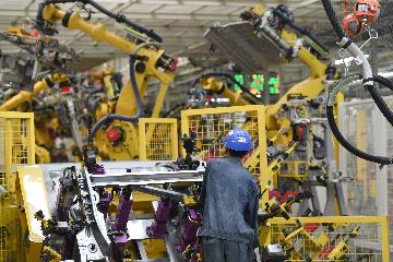 Prices of most production goods increase in China