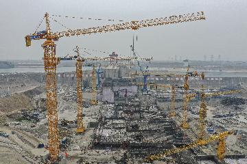 中國加快推進重大水利工程建設