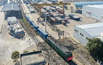 Foreign trade of east Chinas Jiangxi up 10.6 pct in Jan.-Aug.