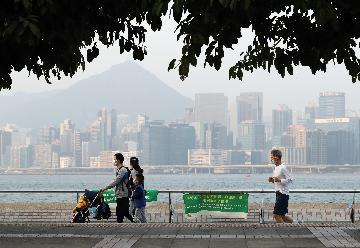 林郑月娥:面对新冠肺炎疫情挑战 香港金融系统表现强韧