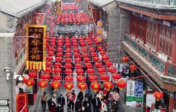 資料顯示:中國春節餐飲服務銷售收入增長超350%