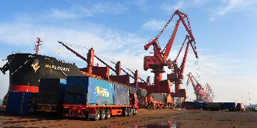 Economic Watch: Chinas foreign trade maintains robust growth, reports improved quality