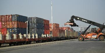 综合消息:中国建设综合立体交通网助力全球物流提质增效