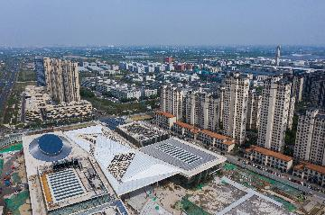 Chinas new urbanization posts steady progress in past 10 years