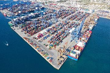 Direct freight route links Chinas Jinzhou port with Russias Vostochny