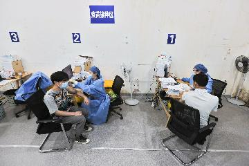 Over 1.1 bln doses of COVID-19 vaccines administered in China
