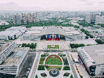 第二届中国-中东欧国家博览会吸引超7000家采购商