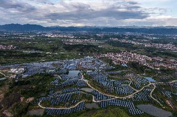 Clean energy accounts for half of Chinas installed capacity
