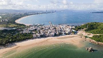 Chinas Hainan reports H1 foreign trade growth of 46.1 pct