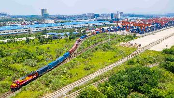 China-EU trade sees rapid growth in H1