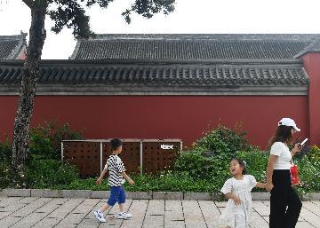 Beijings GDP rises 13.4 pct in H1
