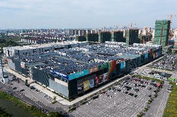 Chinas Sichuan reports record foreign trade in H1