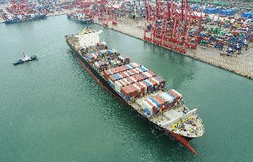 Chinas business environment at ports further optimized: customs official