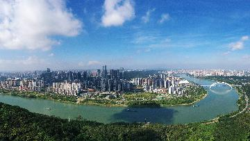 Chinas Guangxi posts foreign trade growth of over 33 pct in H1