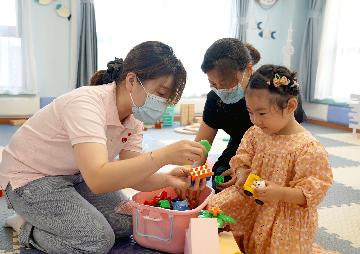Childcare services in strong demand for Chinese toddlers: health official