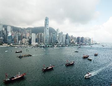 (港澳臺)香港6月進出口貨值保持明顯增長