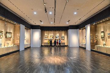 """""""十三五""""期间中国实现每25万人拥有一座博物馆的目标"""