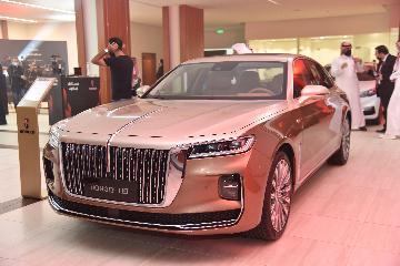 """中国品牌汽车在沙特市场驶入发展""""快车道"""""""