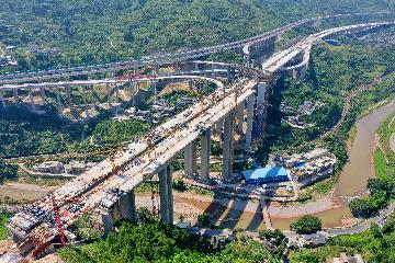 Chinas transport investment tops 1.57 trln yuan in H1