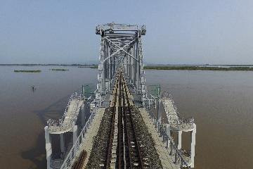 NE China ports handle over 3,000 China-Europe freight trains