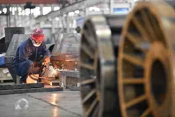 Chinas industrial profits surge 57.3 pct in first seven months