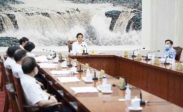 十三届全国人大常委会第三十次会议在京闭幕  表决通过个人信息保护法、关于修改人口与计划生育法的决定等  决定任命怀进鹏为教育部部长  习近平签署主席令  栗战书主持会议