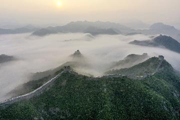 北京發佈10條長城文化旅遊精品線路